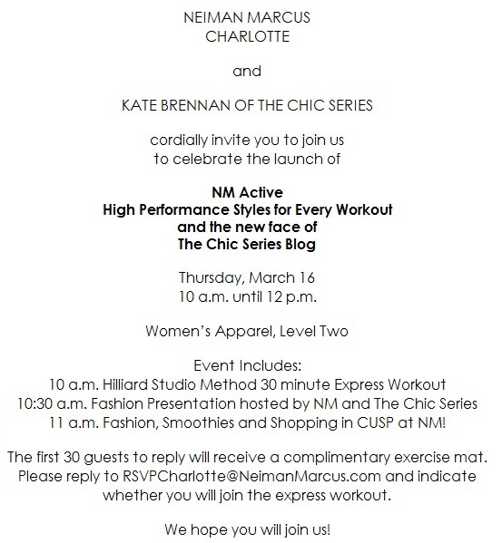 b94f4f7c11e The Chic Series Celebrate The Launch of The Chic Series