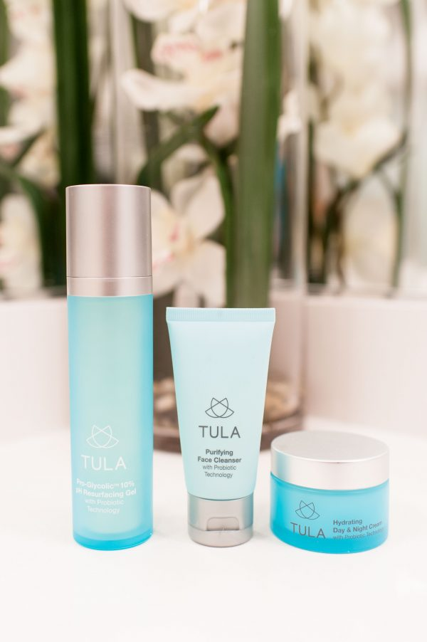 Tula 3 Step Program, Skincare for the woman who likes to sweat, Clean Skin, How to get clean skin
