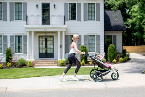 Thule® Urban Glide Double Jogging Stroller, Thule Running Stroller, The best running stroller, my in store experience at buybuybaby, the best double running stroller, fit mom, how to purchase the right running stroller for you