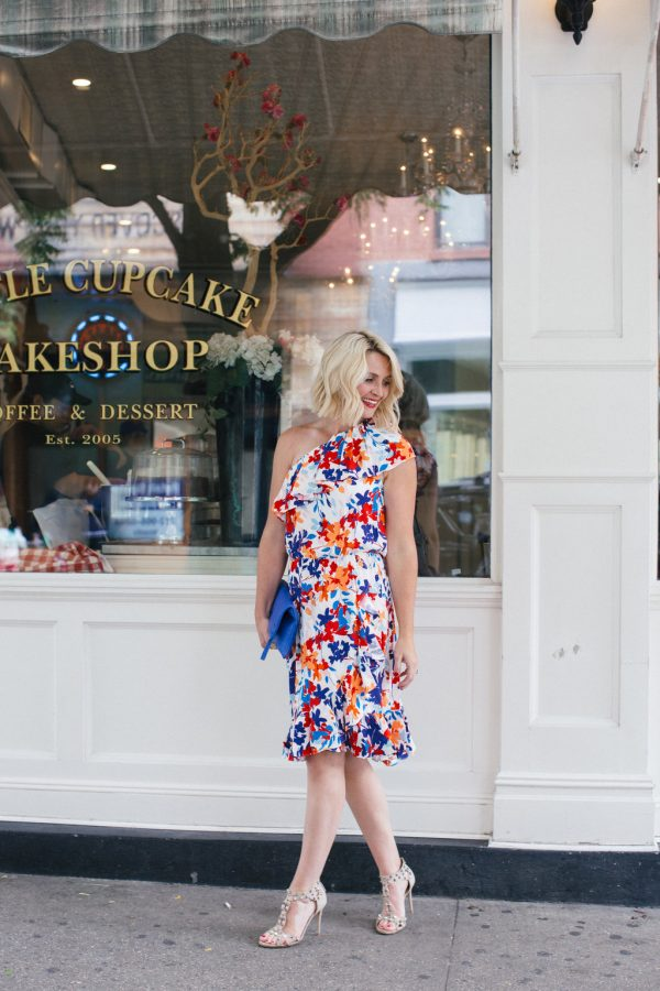 Parker NYC Dress, What to wear to a cocktail party, what to wear to a summer wedding, what to wear to Taste of Summer in Central Park