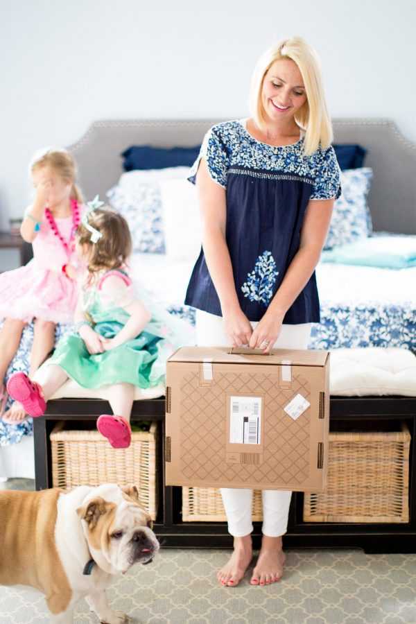 The best tip for busy mom's: Trunk Club.