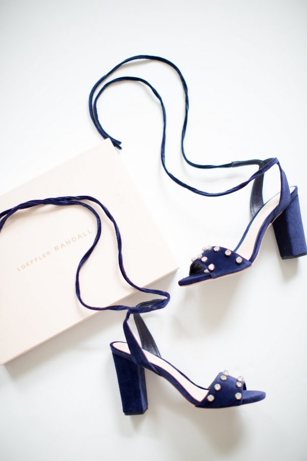 Navy Blue Summer Sandals From Trunk Club