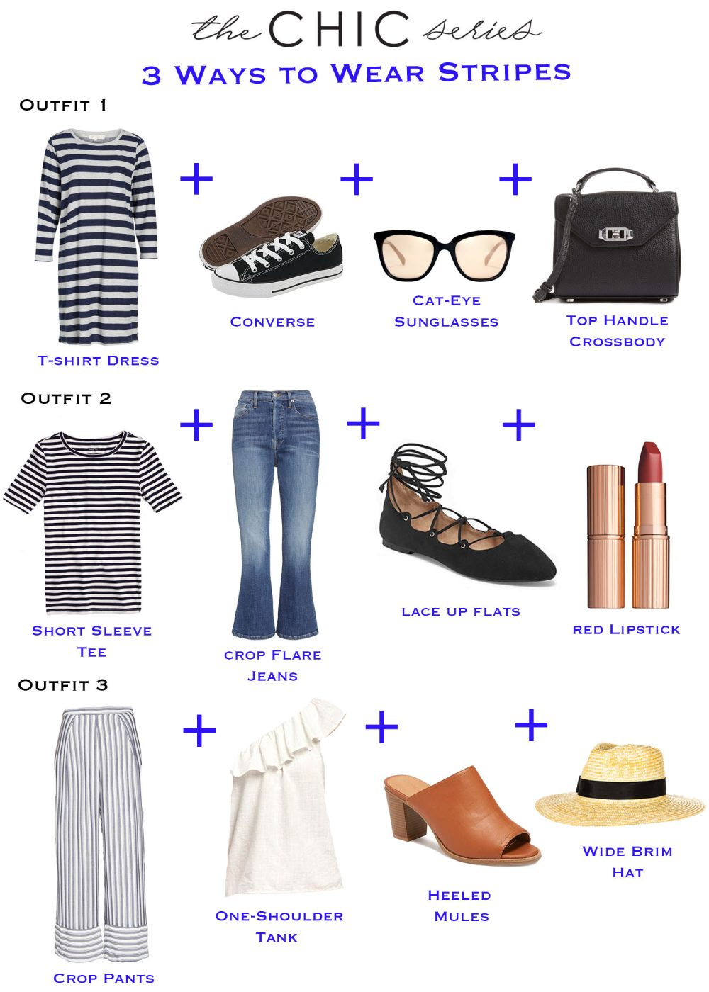 7a31e5ccf0f2 Three ways to wear stripes  how to wear stripes by fashion blogger Kate  Brennan of