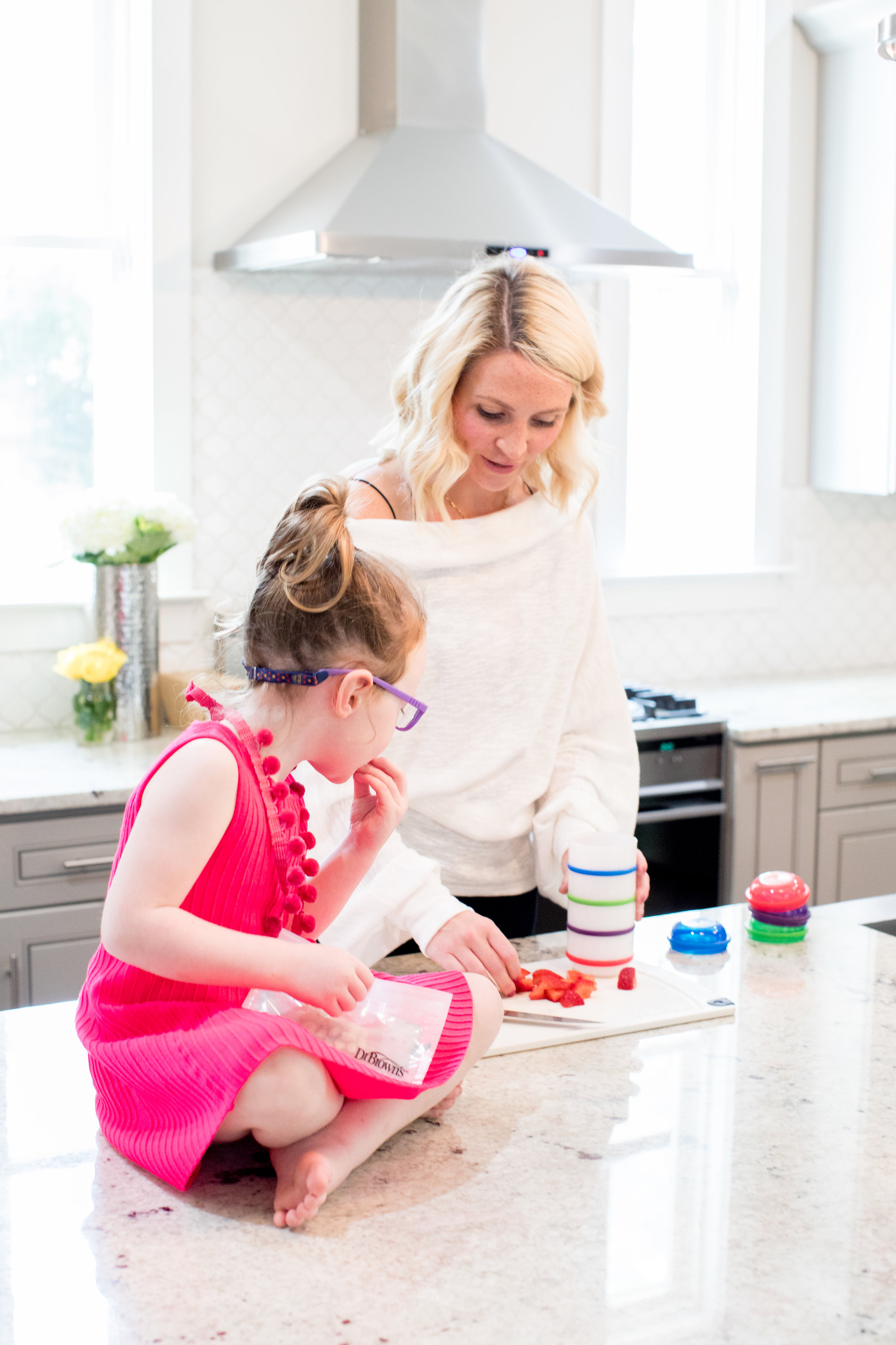 How to Prep For Kids Snack Time With Dr. Browns
