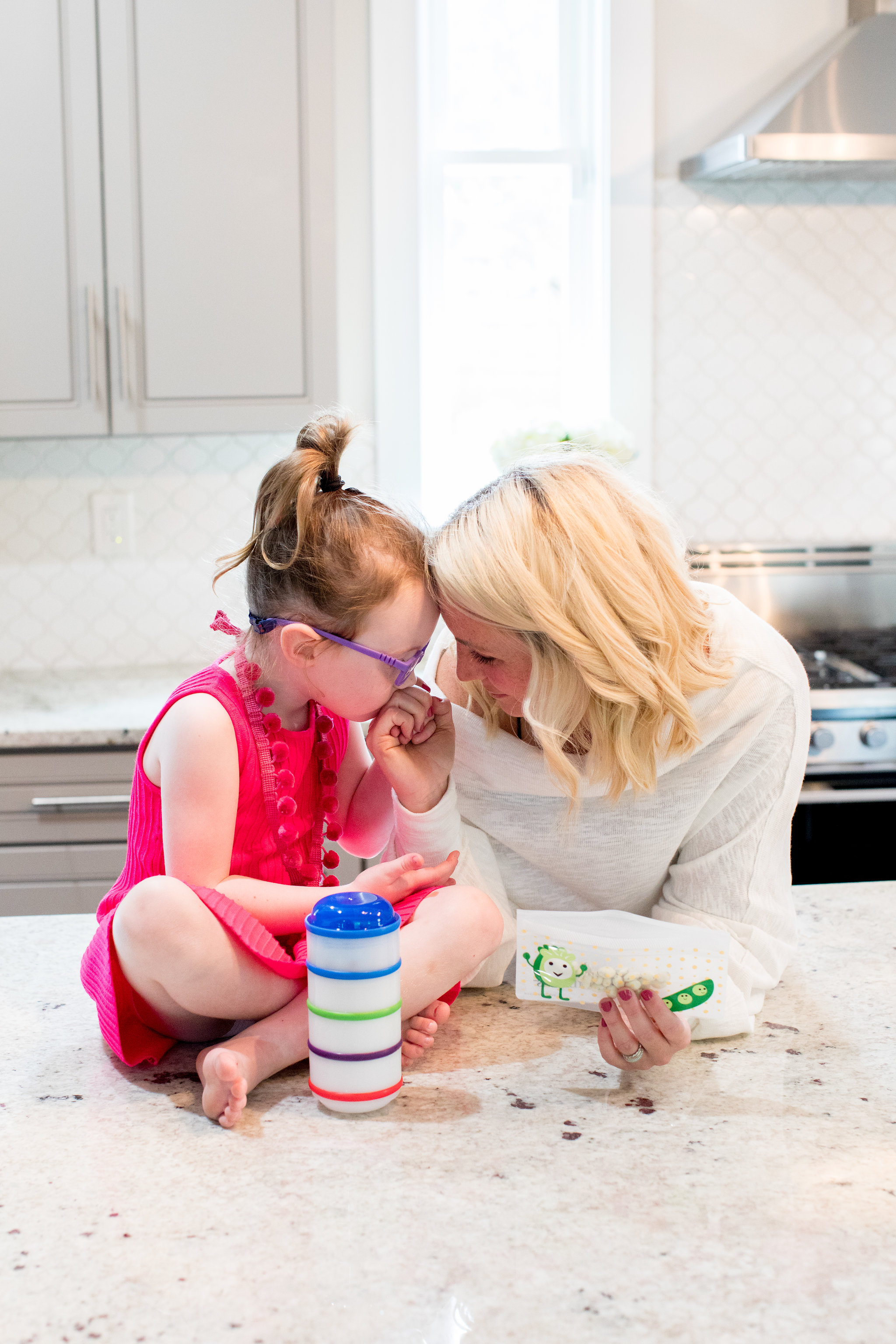 How to prep for kids snack time