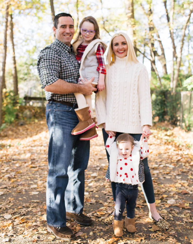 Styling Family Photos with Tuckernuck Clothing
